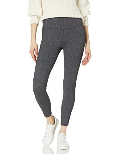 Skechers Go Flex HW Legging Pantalones de Yoga, Gris Oscuro, S para Mujer