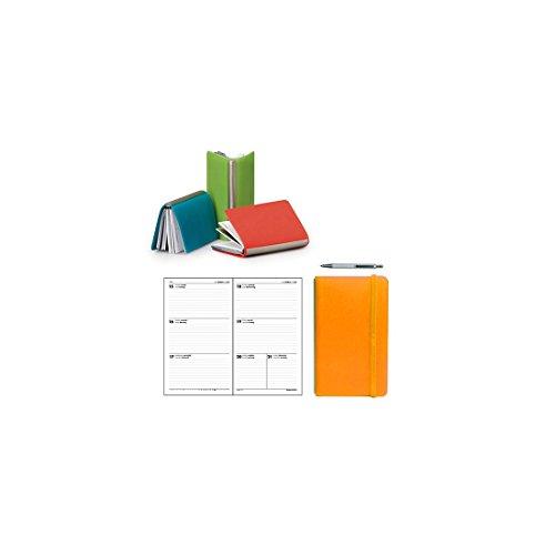 C.Over Peach Gum 2013 - Agenda de 2013 - Diseño único, Recargable, Funciona como Cuaderno