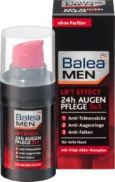 Balea MEN Augencreme lift effect 24h, 1 x 15 ml