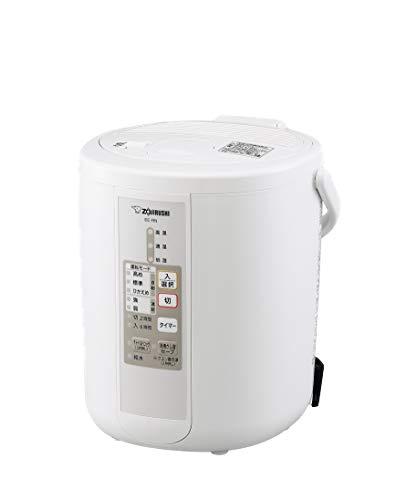 象印 スチーム式加湿器 加湿量350mL/h ホワイト ZOJIRUSHI EE-RN35-WA