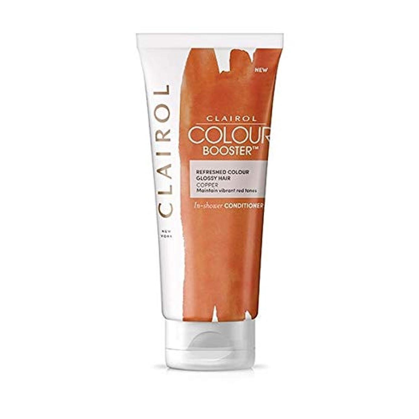 マエストロ動員する効能ある[Clairol ] クレイロールコンディショナーカラーブースター銅 - Clairol Conditioning Colour Booster Copper [並行輸入品]