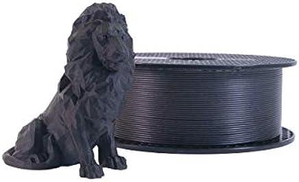 Prusament Prusa Galaxy Black, PLA Filament 1.75mm 1kg Spool (2.2 lbs), Diameter Tolerance +/- 0.02mm