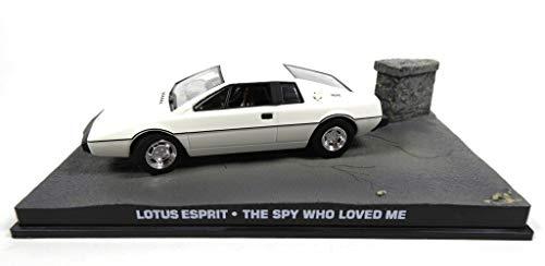 James Bond Lotus Esprit 007 The Spy Who Loved Me 1/43 (DY016)