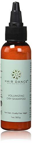 Dry Shampoo Volume Powder. Natural and Organic...