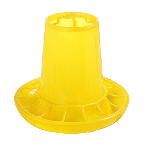 Chicken Feeder Food Container Poultry Chick Hen Quail Bantam Feed Food Tool