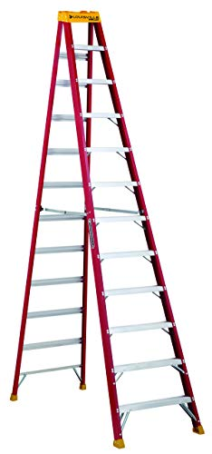 Louisville Ladder L-3016-12 Step Ladder, 12 Feet