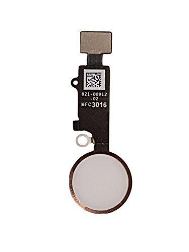 Preisvergleich Produktbild Smartex / Home Button Flexkable kompatibel mit iPhone 7 Rosa Homebutton Schalter Ersatzteil