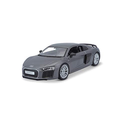 Maisto 31513 Modellino Audi R8 V10 Plus, Scala 1:24 - Colore casuale, Modelli/Colori Assortiti, 1 Pezzo