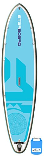 STAR Board Serenity Blend 11'2SUP 2017Board con supwave Dry Bag gonfiabile ISUP Stand Up Paddle Board