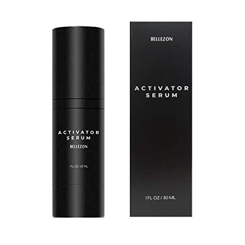 Beard activator serum, Beard Growth Oil for Men Natural Beard Activator Serum for Growing Beard Facial Hair