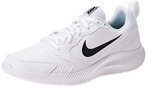 Nike Todos, Zapatillas de Correr Mujer, Blanco (White/Black 101), 41 EU