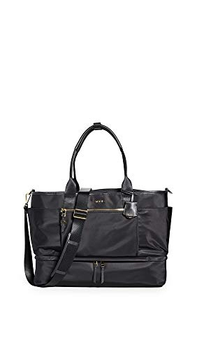 TUMI - Voyageur Cleary Weekender Duffel Bag - Travel Laptop Satchel for Women - Black