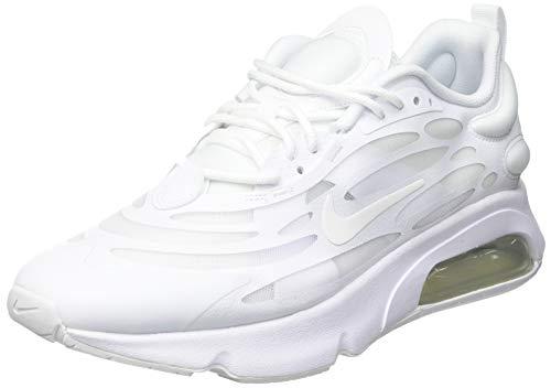 Nike Air MAX EXOSENSE, Zapatillas para Correr Hombre, White Summit White, 44 EU