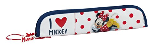 Disney Minnie Love Mickey Flute holder