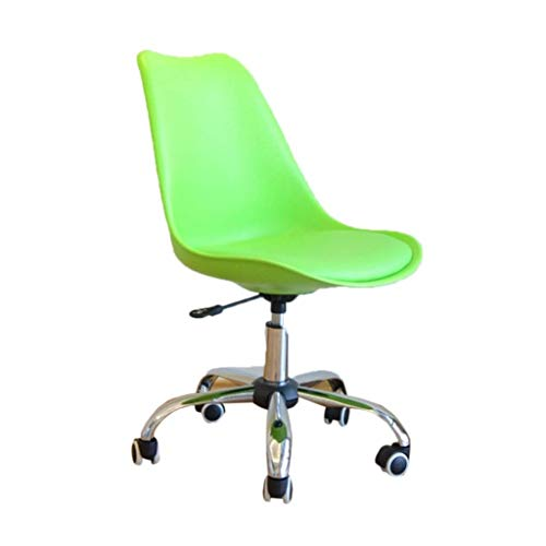 Büro Stuhl Student Chair Spiel Stuhl Computer Stuhl Rezeption Stuhl Drehbar Kann Heben GMING (Color : Green)
