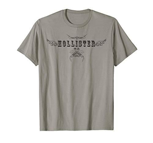 HOLLISTER CA., HOLLISTER CA. INK, BACK VIEW T-Shirt