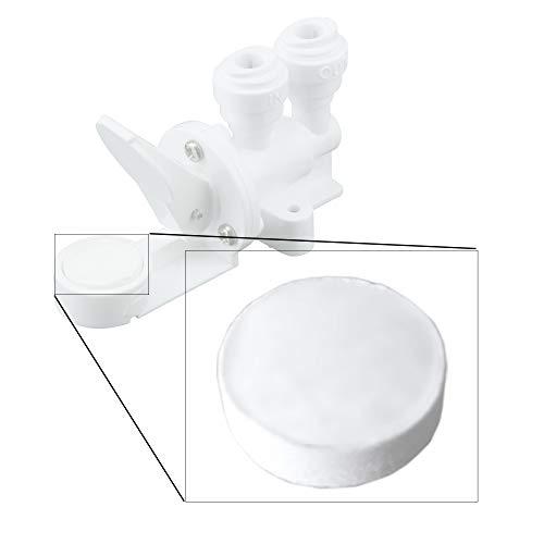 2 Stk. Ersatzplättchen (17x9mm) für AquaStop GA mit Wasserschlauch 1/4