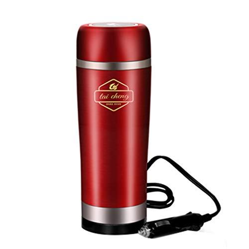 Creative Light- Sécurité matérielle Rapide d'isolation Thermique de Tasse de Chauffage de Voiture de 12V appropriée au café de Petite Voiture Multi-Style 65 * 200mm