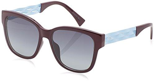 Dior Damen Diorribbon1N Hd Uhc 55 Sonnenbrille, Blau (Viola Blue/Grey)