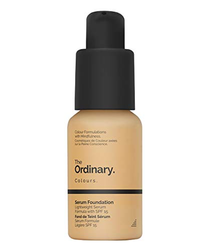The Ordinary Lightweight Serum Foundation 30ml 1.0N
