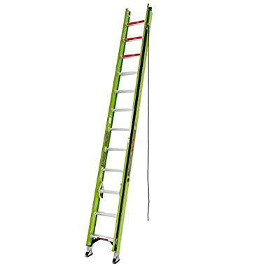 Little Giant Ladder Systems 17724 Hyperlite 24' Type IA Fiberglass Extension Ladder