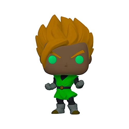 POP! Dragonball Z 858 Super Saiyan Gohan in Green Suit Glows in The Dark Special Edition