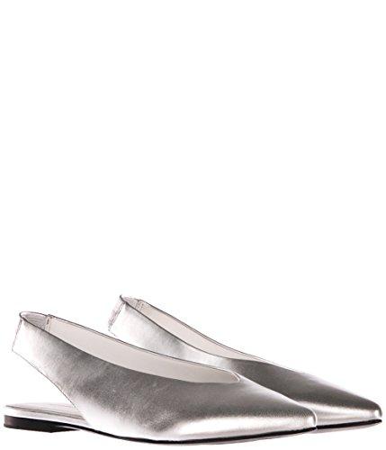 Kennel & Schmenger Slingpumps Silber | Metallic-40