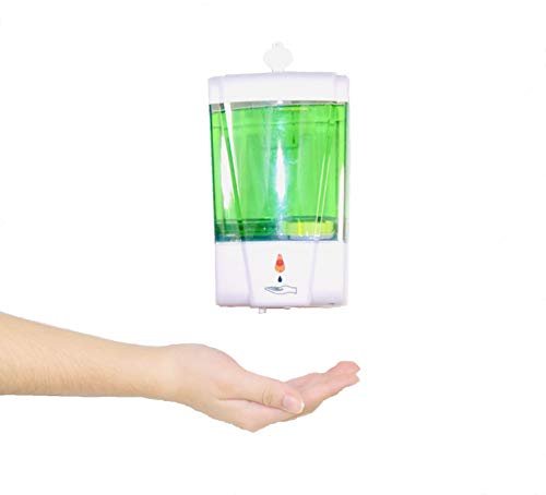 Automatic Touchless Soap or Hand Sanitizer Dispenser, Smart...