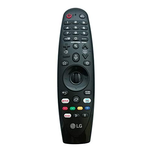 "Replacement TV Remote Control Controller for LG OLED55B9PUA 55"", OLED65B9PUA 65' B9 Series 4K Ultra HD Smart OLED TV (2019)"
