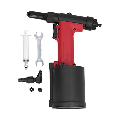 Rivettatrice idraulica, rivettatrice pneumatica Rivettatrice pneumatica 20mm Corsa di lavoro per elettrodomestici Produzione di strumenti, bagagli e macchinari