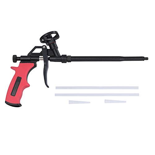 BISupply Spray Foam Gun - Expanding Foam Applicator Caulk Guns Sealant Insulation Dispenser, Foaming Seal Tool