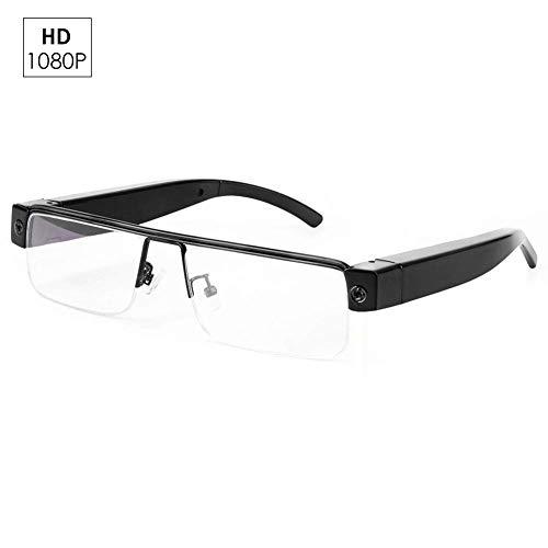 Oollifeng 1080P Sportcamera Spioncamera 5 MP HD DVR camcorder bril voor buiten rijden