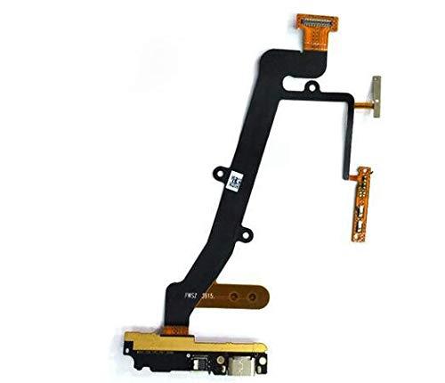 5 Stück/Los Für Letv X900 + USB-Anschluss Ladekarte Flexkabel mit Mikrofon-Netzschalter Neue hohe Qualität