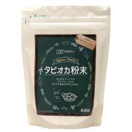 創健社のタピオカ粉末澱粉キャッサバ (300g×20個入)×1ケース         JAN: 4901735023851