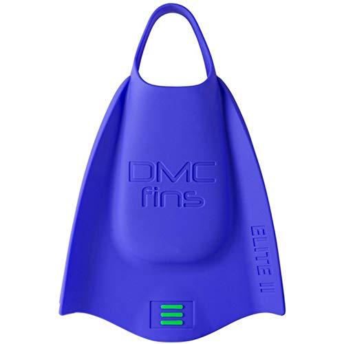 DMC Elite II Training Fins   High-End Kurzflossen für das Schwimmtraining, Größe:MS