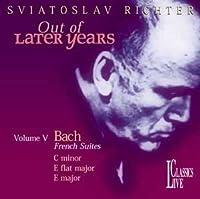 Bach: French SuitesNo. 2,4,6 & Capriccio BWV 992