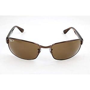 Fashion Shopping Ray-Ban Rb3478 Rectangular Sunglasses