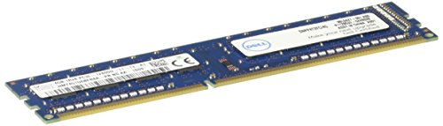 DELL A8733211 - Dell 4 GB Certified Replacement Memory Module for Select Dell Systems -1Rx8 DDR3L UDIMM 1600MHz NON-ECC Compatible with 3040 and 5040 MT /SFF