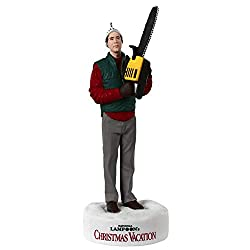 Hallmark Keepsake Ornament 2020, National Lampoon's Christmas Vacation Clark Griswold Trimming the T