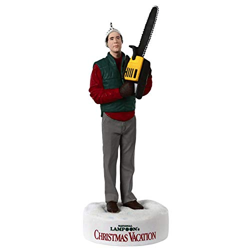 Hallmark Keepsake Ornament 2020, National Lampoon's Christmas Vacation Clark Griswold Trimming the Tree With Sound
