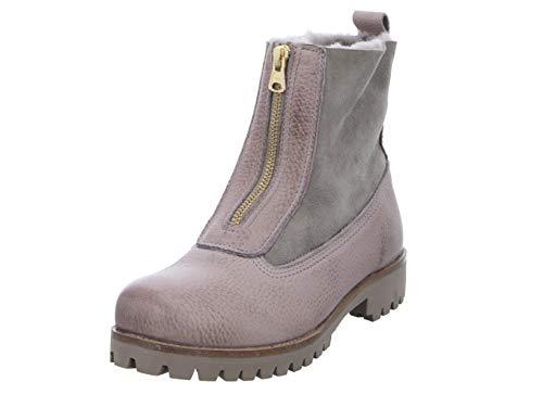 Blackstone Damen Stiefeletten QL63 rosa 570039