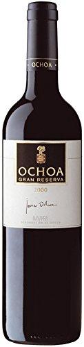 Navarra Gran Reserva Ochoa DO Single Vineyard 2011 Bodegas Ochoa, trockener spanischer Rotwein aus Navarra