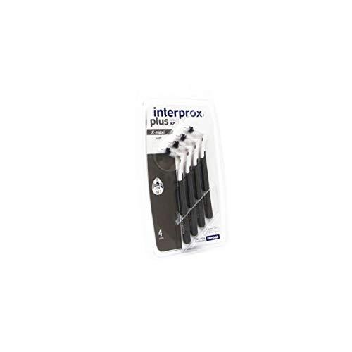 Dentaid Cepillo Interdental Interprox Plus 2,4 mm (X-Maxi) (4 piezas) Gris
