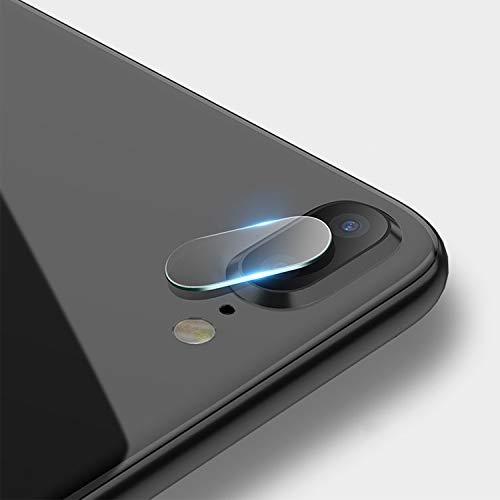 Dmtrab Para iPhone 7 Plus Cámara Trasera Protector de cámaras de Cristal Templado.