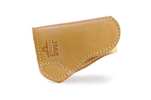 JM4 Tactical Quick, Click & Carry Magnetic Holster Right Hand IWB- Tan Medium Short 2