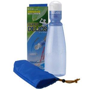 携帯用浄水器 スーパーデリオス
