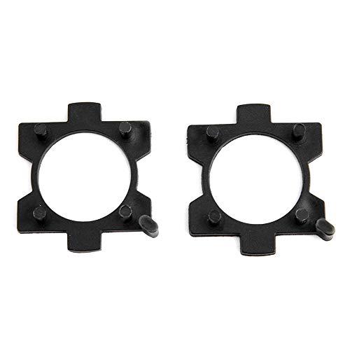 Gorgeri Scheinwerfer Adapter Halter, 2 STÜCKE H7 Autoscheinwerfer Lampen Adapter Basis L08 Halter für CX5 CX7