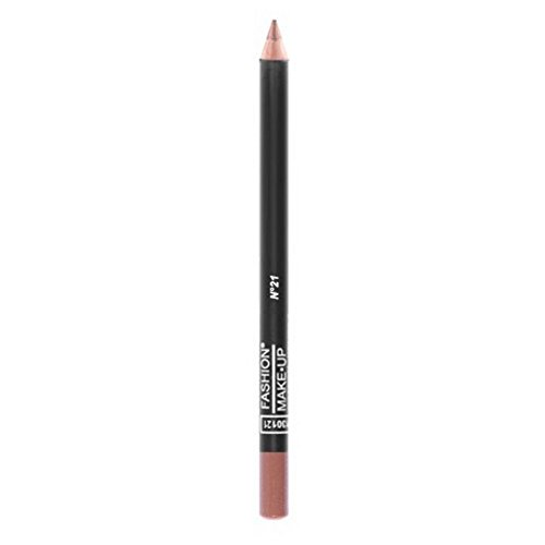 FASHION MAKE UP - Maquillage Lèvres - Crayon Bois - N° 21 Sable