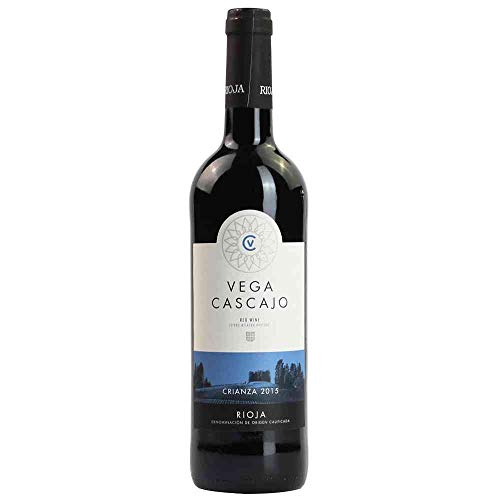 Vega Cascajo Crianza 2016 Rioja Crianza DO tinto Rotwein trocken Bodegas Isidro Milagro Rioja Spanien 750ml-Fl