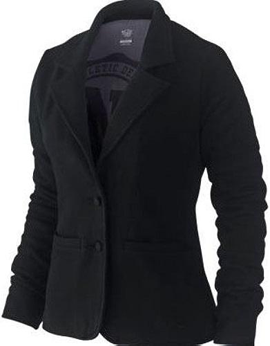 Nike t-shirt athletic departHommest 481095–010 pour femme noir taille s
